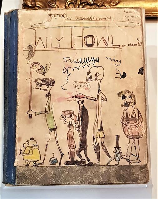 DAILY HOWL JOHN LENNON