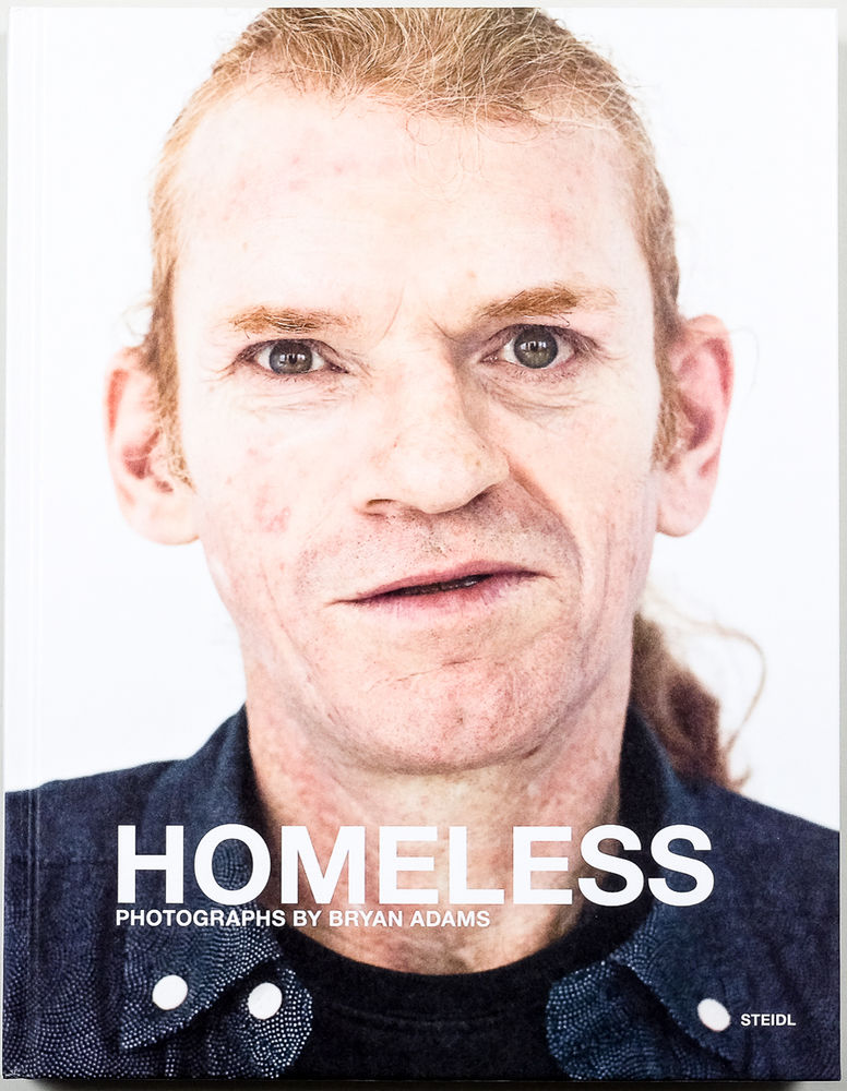 HOMELESS BRYAN ADAMS