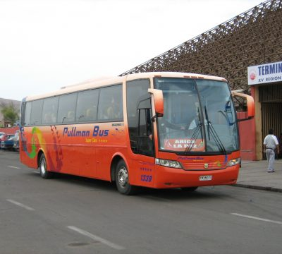 BUSES ESTADO EMERGENCIA