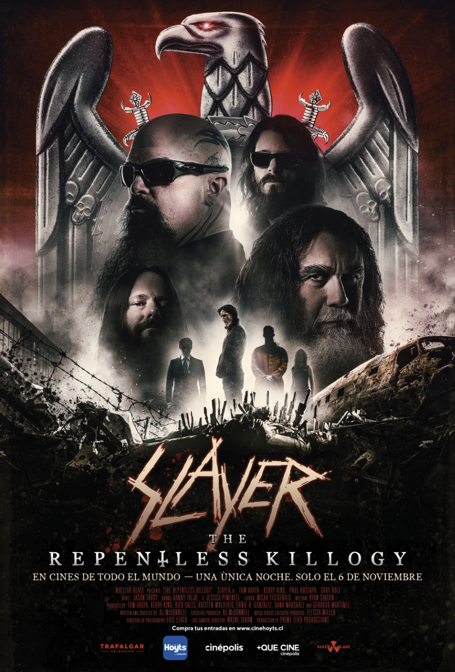 slayer cine pelicula