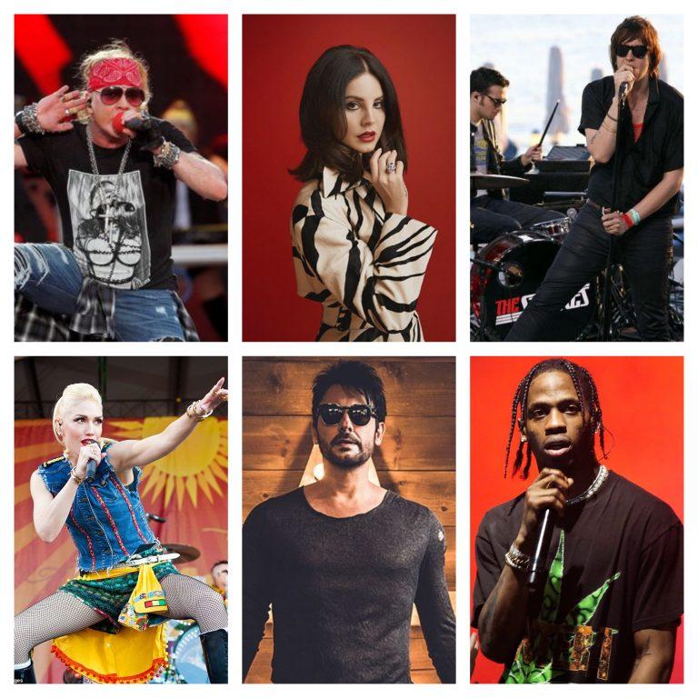 Dieron a conocer el lineup completo del Lollapalooza Argentina 2020