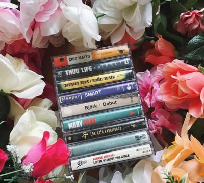 dia del cassette