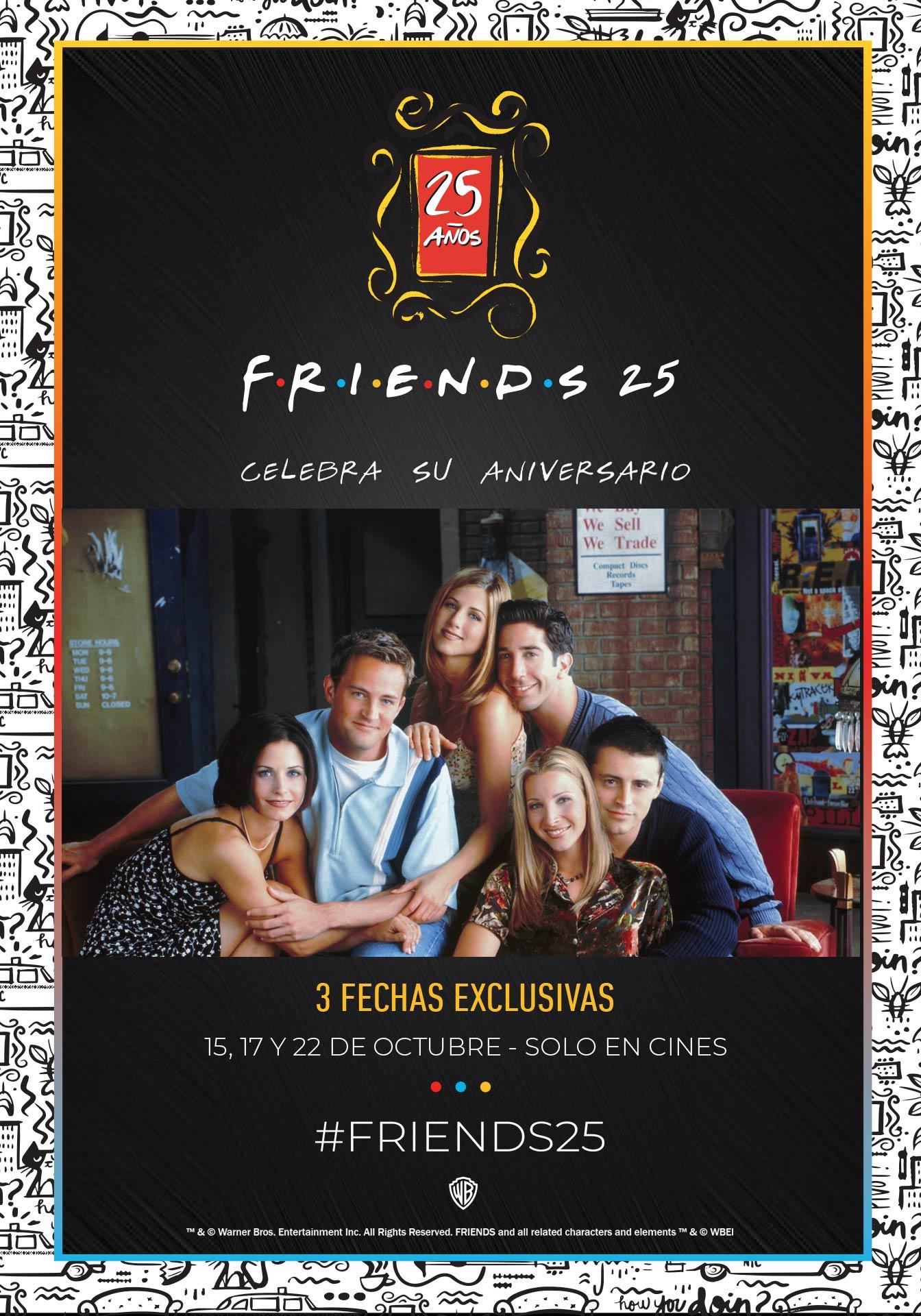 friends cine