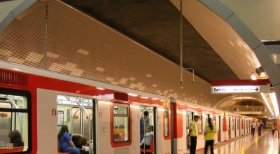 metro suspende linea 1 y 2