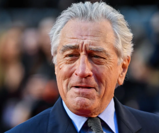 robert de niro fake news