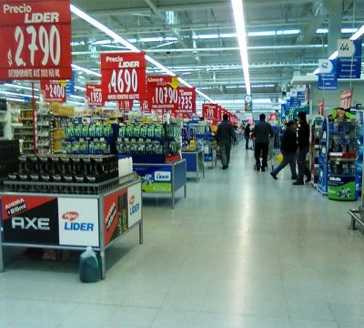 supermercados cerrados estado emergencia santiago