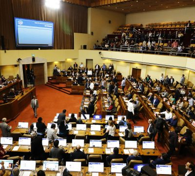 Acusación constitucional Contra Ex Ministro Andres Chadwick