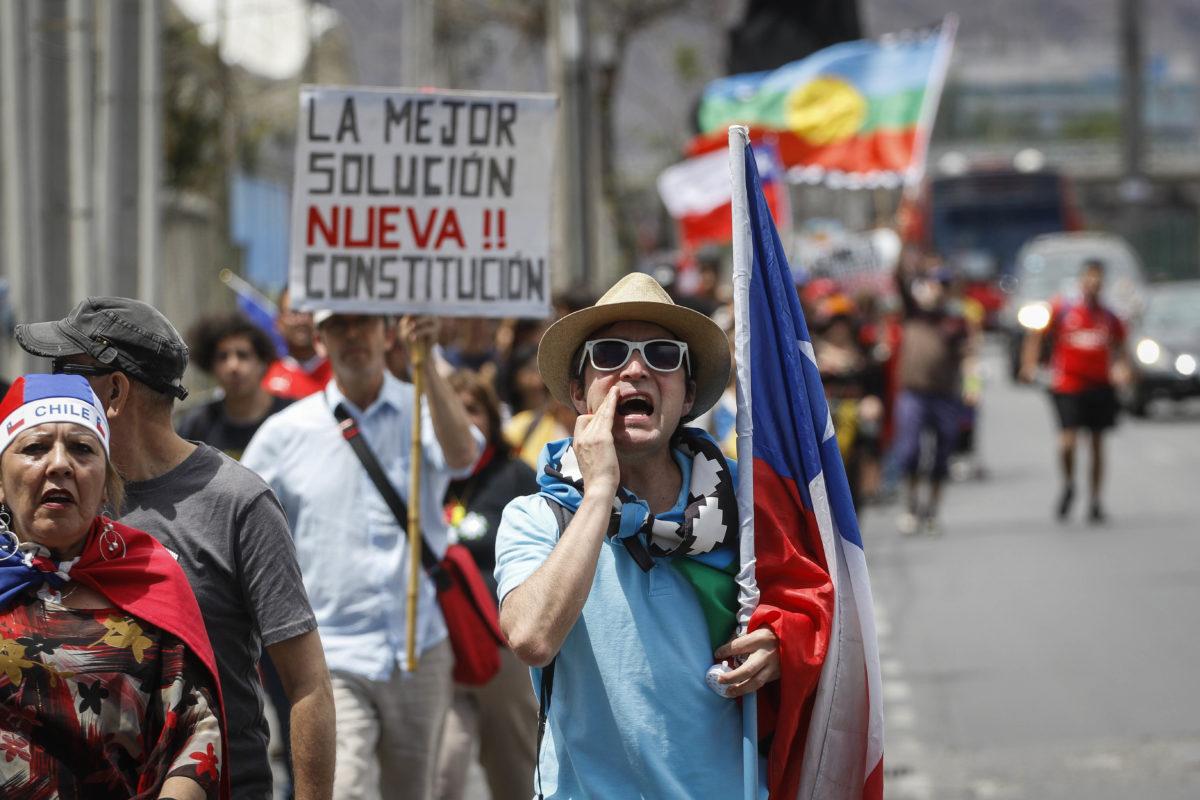 crisis social en chile