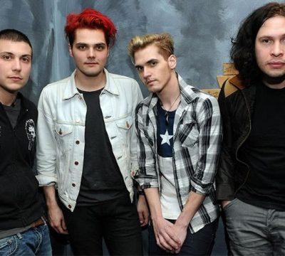 My Chemical Romance anuncia cuatro conciertos más