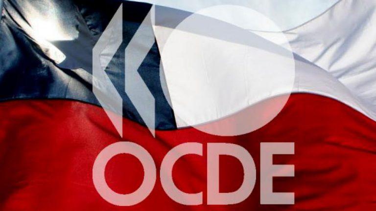 OCDE redujo la proyección de crecimiento de Chile a un 2,2%