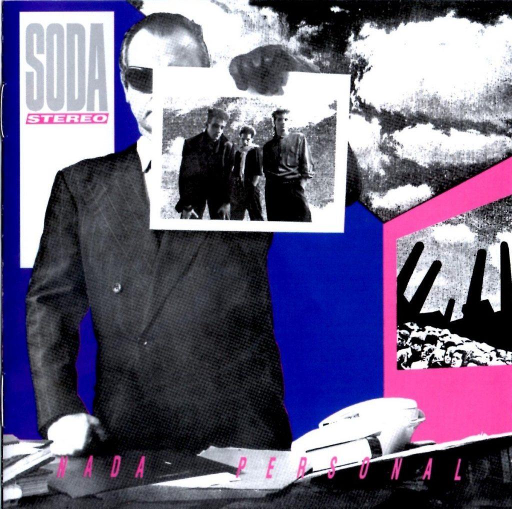 """Soda Stereo: 5 datos del disco """"Nada Personal"""" a 34 años de su estreno"""