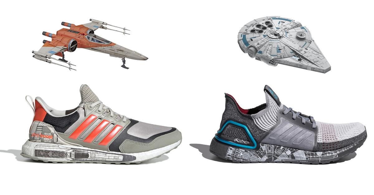 star wars zapatillas adidas