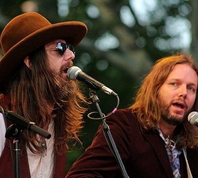the black crowes regreso 2020