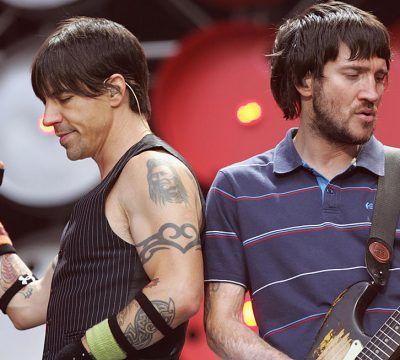Red Hot Chili Peppers anuncia que vuelve John Frusciante
