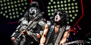 Kiss ultimo concierto chile