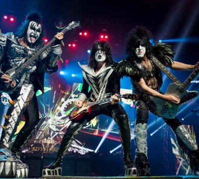 Kiss regresa a Chile con su tour
