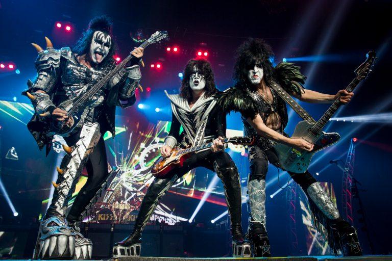 Kiss anuncia show en Chile para 2020: será su gira de despedida