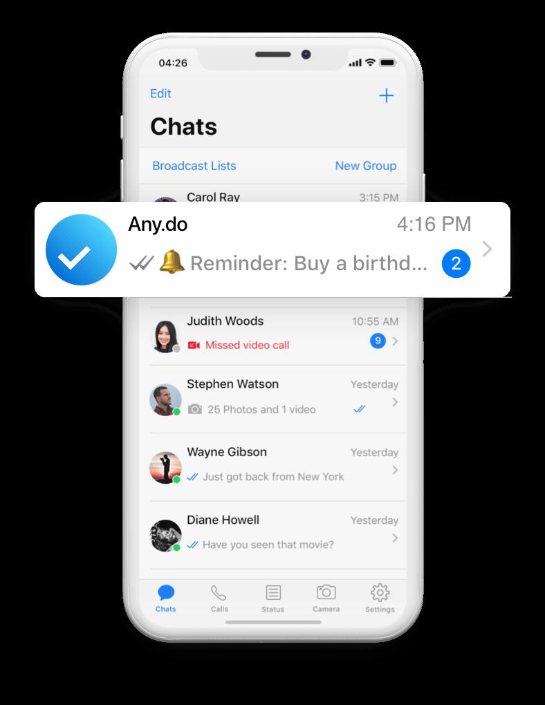 Novedades de WhatsApp para el 2020