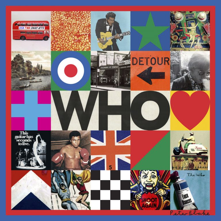 who nuevo disco de the whp