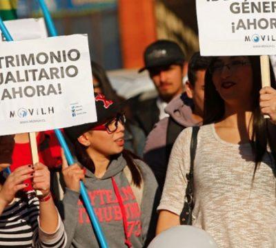 Matrimonio igualitario: Senado aprobó la idea de legislar el proyecto