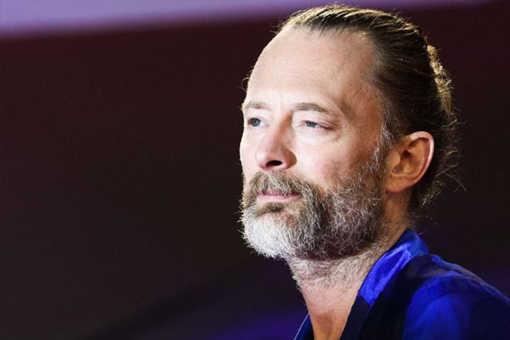 Thom Yorke, voz de Radiohead, publica canciones inéditas de su carrera