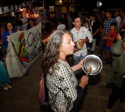 Manifestaciones por estallido social marcan el inicio del Festival de Olmué