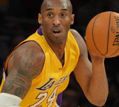 Kobe Bryant, basquetbolista estadounidense, falleció en accidente aéreo