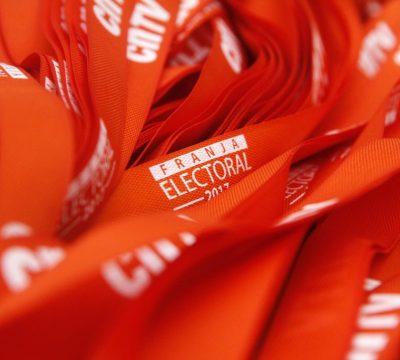 Franja electoral: CNTV permitirá participación de organizaciones civiles