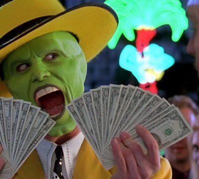 Jim Carrey está dispuesto a hacer una secuela de La Mascara