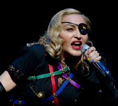 Madonna cancela concierto