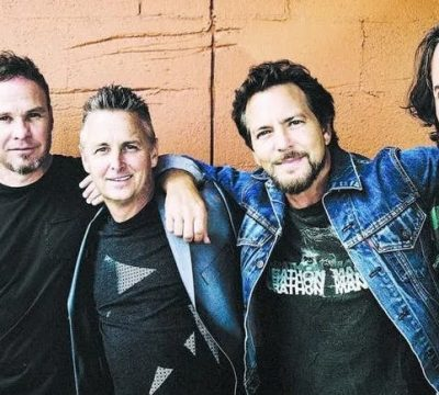Pearl Jam revela el tracklist de Gigaton, su próximo disco de estudio
