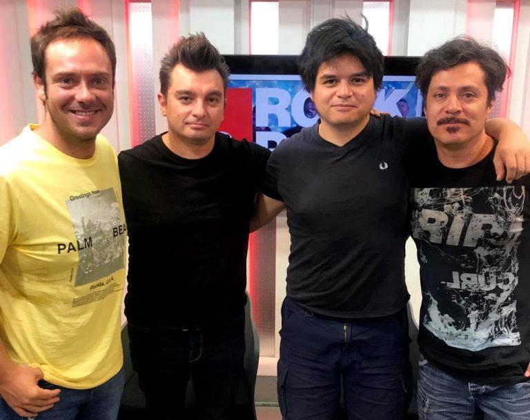 Pillanes entrevista rock and pop