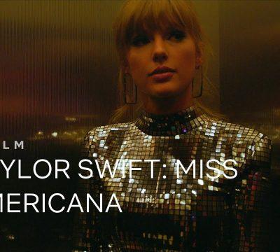 Taylor Swift revela que tiene desórdenes alimenticios en nuevo documental