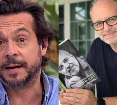 Twitter en llamas: Alberto Plaza y Mauricio Jürguensen tienen ciber lucha