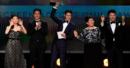 SAG Awards 2020: ¡Parasite fue la gran sorpresa de la noche!