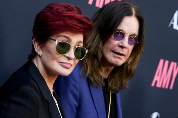 Sharon Osbourne tiene ganas de realizar una biopic sobre su vida