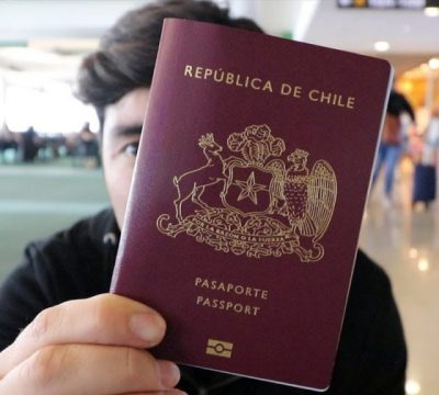 Pasaporte chileno pasará a tener una duración de 10 años