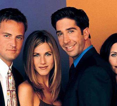 Friends: Se difunden imágenes del detrás de cámaras de la popular serie