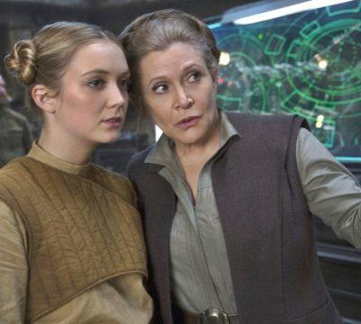 Star Wars: ¿Sabías que la princesa Leia fue interpretada por su hija?