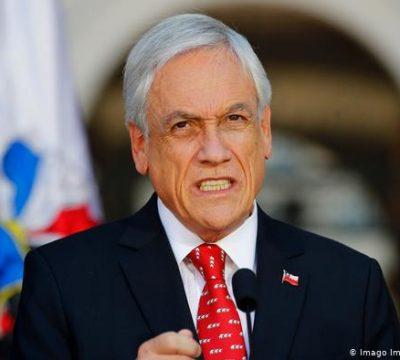 Piñera obtiene un nuevo aumento en la desaprobación hacia su Gobierno