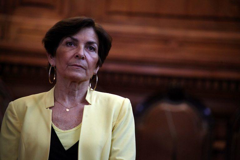 Presidenta del TC - María Luisa Brahm