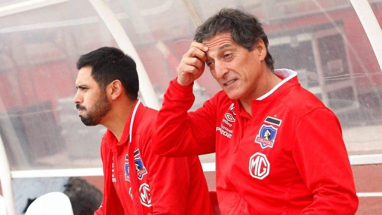 Colo Colo termina el contrato con Mario Salas