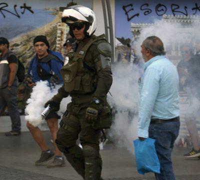 Festival de Viña: Tercera jornada del certamen termina con 18 detenidos