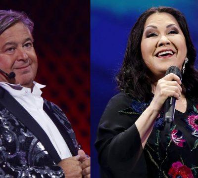 Festival de Viña: Vocalista de Sinergia criticó show de Ana Gabriel y Ernesto Belloni