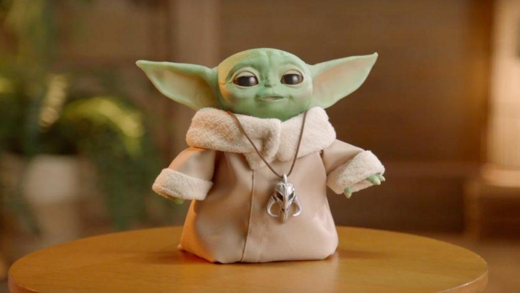 Baby Yoda juguete