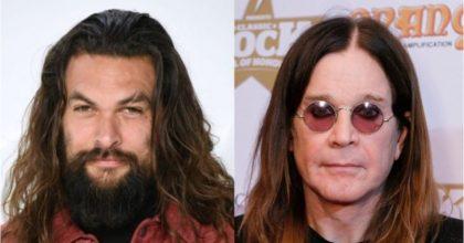 Jason Mamoa se vuelve Ozzy Osbourne en un nuevo video del cantante