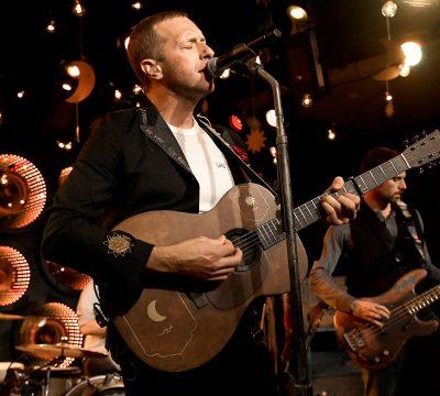 Coldplay lanza nuevo EP a meses de lanzar su último disco 'Everyday Life'