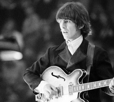 Cumpleaños George Harrison