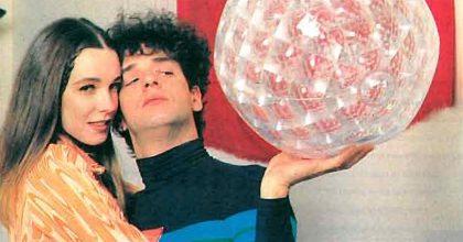 Gustavo Cerati: 'Te llevo para que me lleves' y una historia de amor