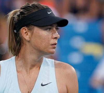 María Sharapova anuncia su definitivo retiro del tenis